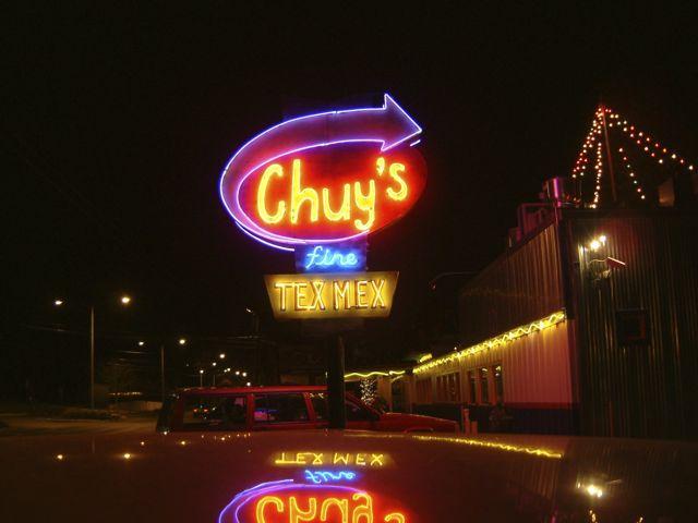 Start meines Fotoblogs | Chuy's und Texas