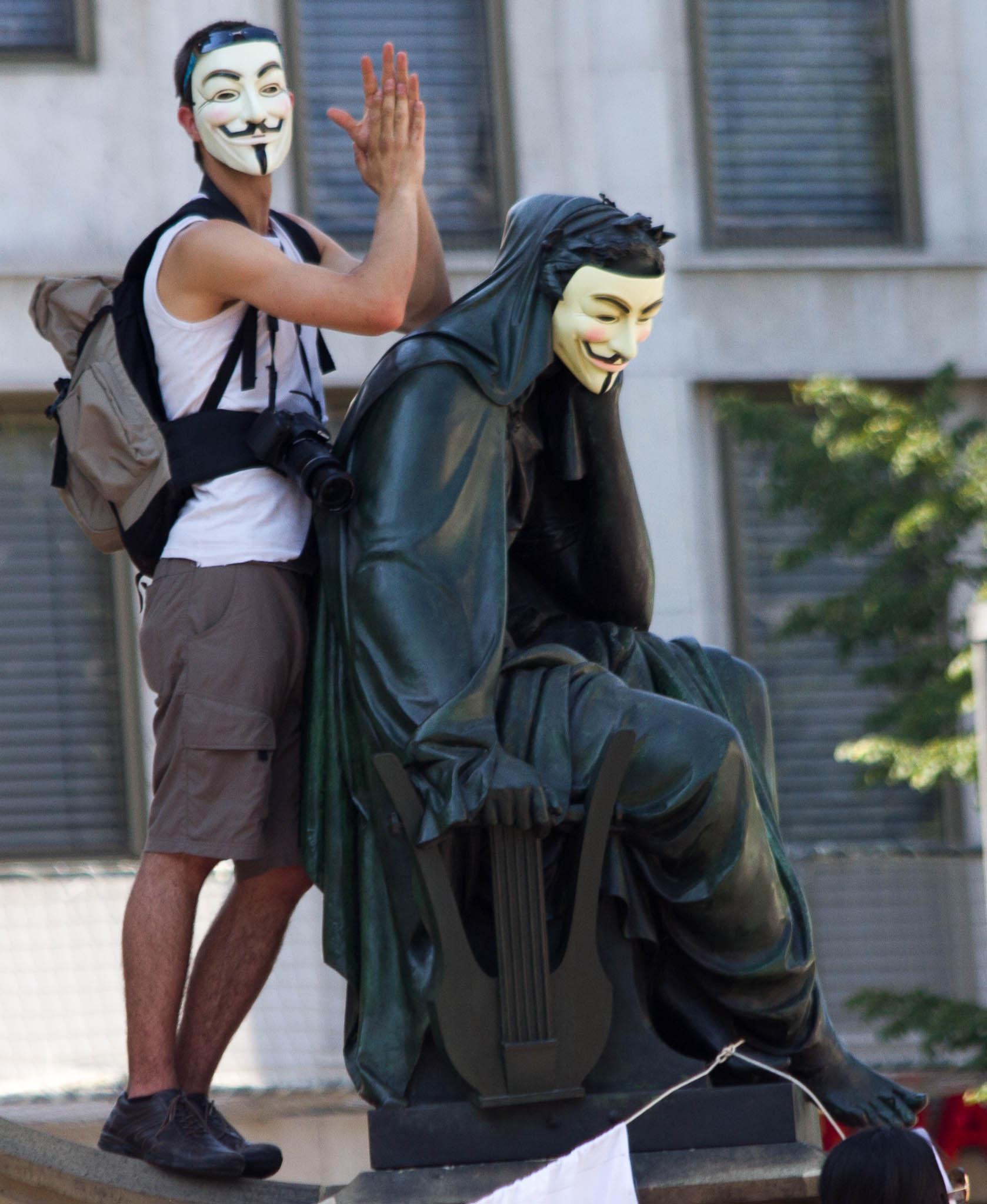 Bericht zur Anti-Prism Demo in Frankfurt