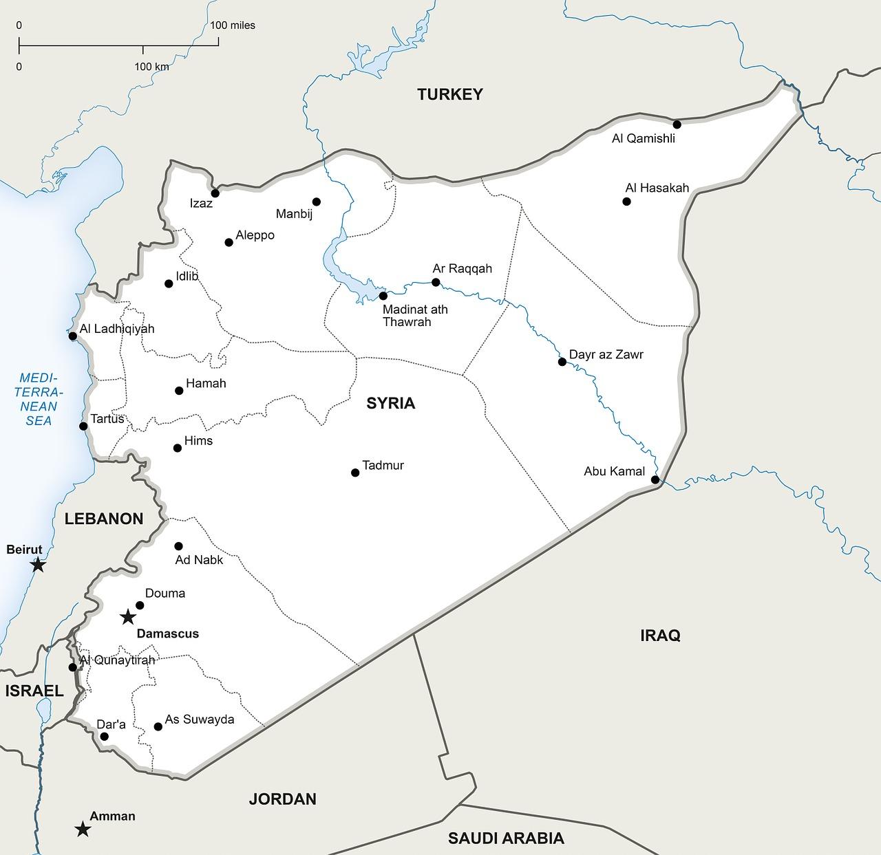 NATO-Angriff auf Syrien?