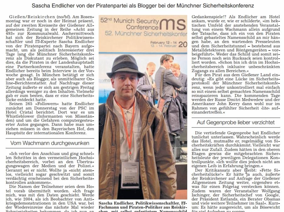Sicherheitslücke bei der Münchner Sicherheitskonferenz (#MSC2016)